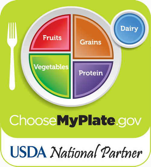 Choose My Plate USDA National Partner